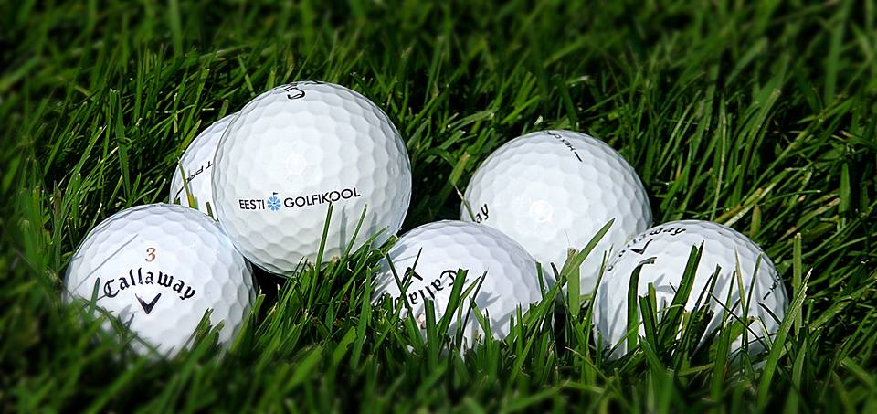 Golfikooli logopallid